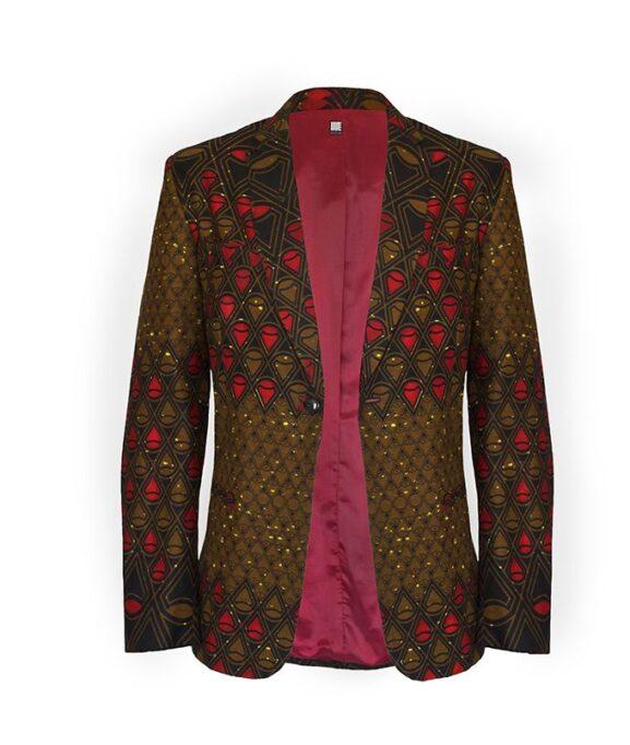 Chi-Chi Ude jacket