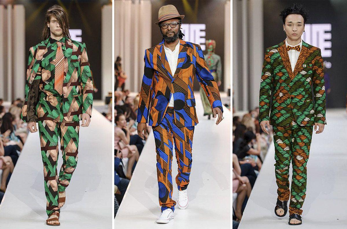 Pokaz Chi-Chi Ude IMS Warsaw Fashion Street 2016_2